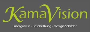 Kamavision Lasergravur Laserbeschriftung Lohnbeschriftung Schilder