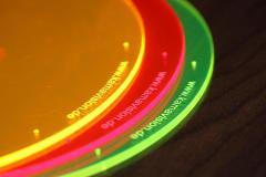 Laserzuschnitt Cazador Sonnenfänger Lichtfänger Lasergravur