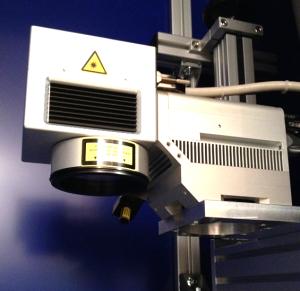 Festkörperlaser Kamavision Lasergravur