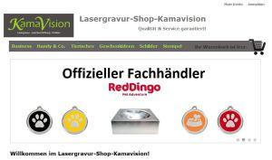 Lasergravur-Shop-Kamavision