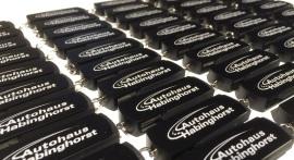 USB-Stick Lasergravur Laserbeschriftung
