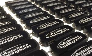 Laserbeschriftung - Lasergravur USB-Stick