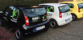 Fahrzeugbeschriftung Kamavision