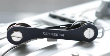 Lasergravur Aluminium Laserbeschriftung Keykeepa