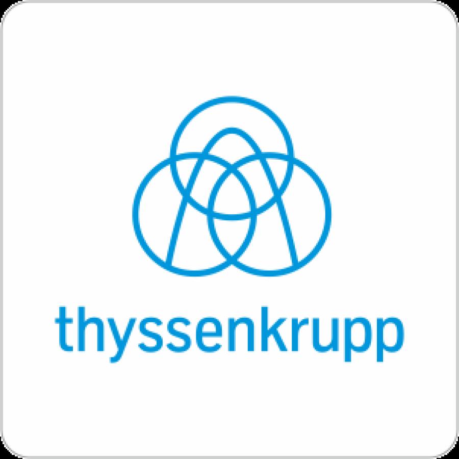 Lasergravur Referenz Thyssenkrupp Kamavision