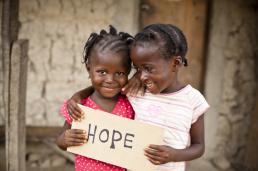 Patenschaft Kamavision Lasergravur Kind Afrika